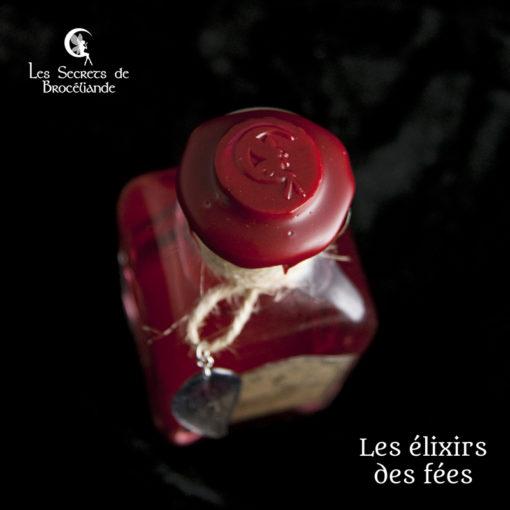Elixir de fée - Rouge - Courage