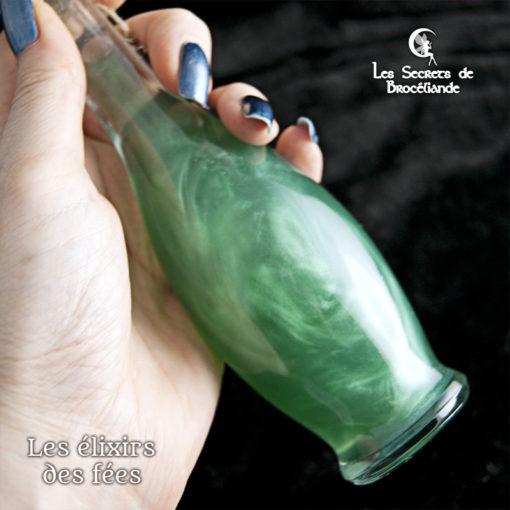 Elixir de fée - Vert - Chance