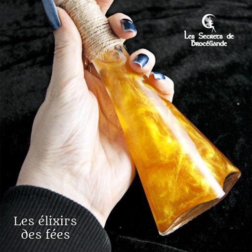 Elixir de fée - Orange - Abondance