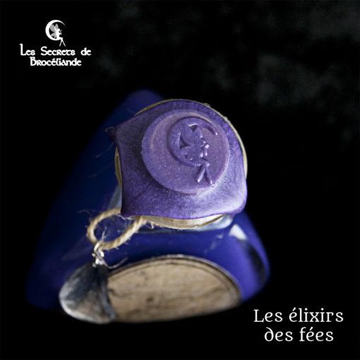 Elixir de fée - Violet - Patience